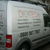 ford transit connect van signwriting